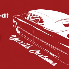 1950 ford t shirt - 2
