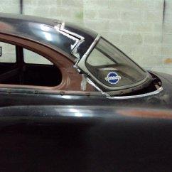 new rear roof / window profile
