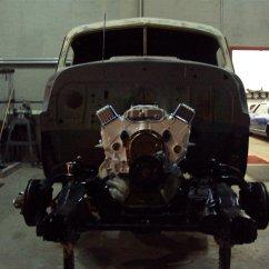 motor / trans installed