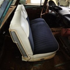 test fit Cadillac seat