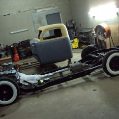 assembled chassis