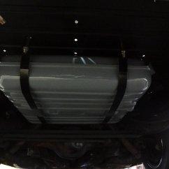 '59 Impala car tank installed