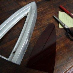scratch built lenses
