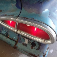 kustom working tail lights
