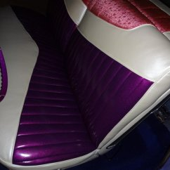 upholstery by Rivero, design by Yaril's Customs