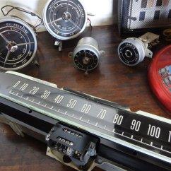 gauges reassembled