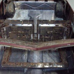 seat stripped to bare metal