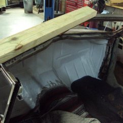 fabricating a convertible wood header