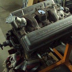 motor freshly rebuilt
