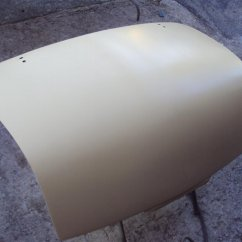 trunk in high build primer