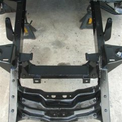 chassis coated in Por15