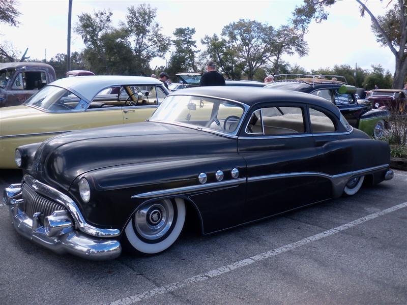 1951 Buick Special Yaril S Customs