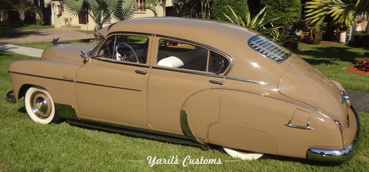 1950 Chevy Fleetline Deluxe Yaril S Customs