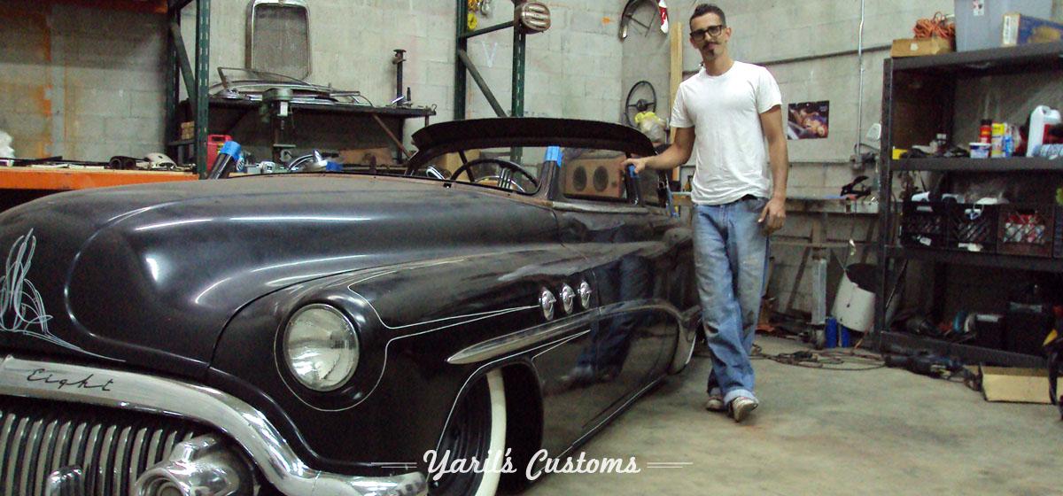 1951 Buick Chop Top Yaril S Customs