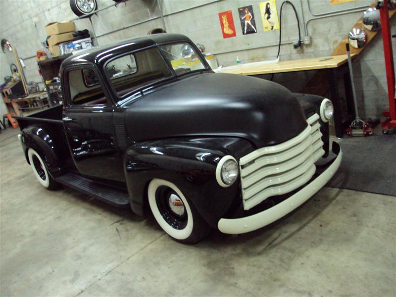 1953 Chevy Truck Yaril S Customs