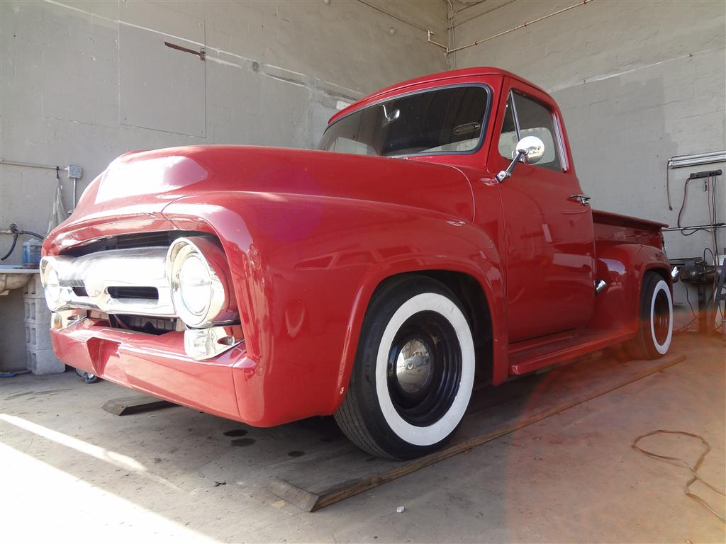 1953 Ford Truck Yarils Customs 1955 F100 Lowrider Dsc00958 Medium Dsc00711