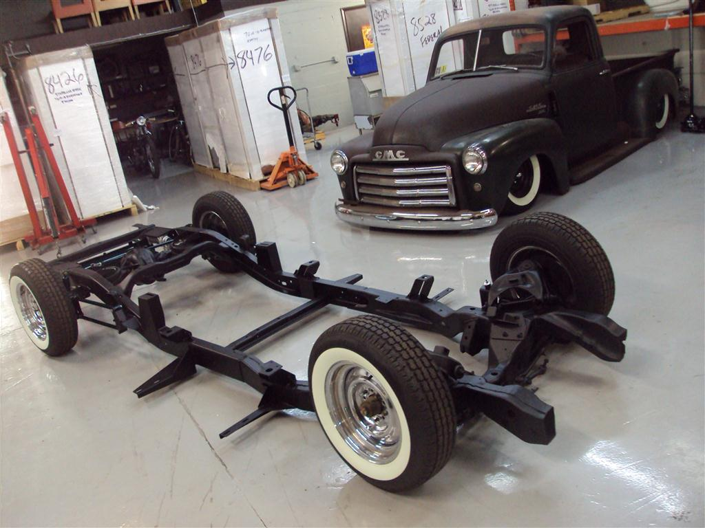 Truck 1948 chevy panel truck : 1948 Chevy Truck - Yaril's Customs