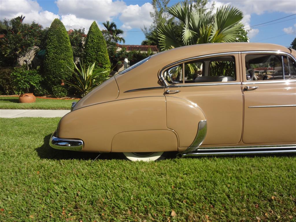 1950 Chevy Fleetline Deluxe