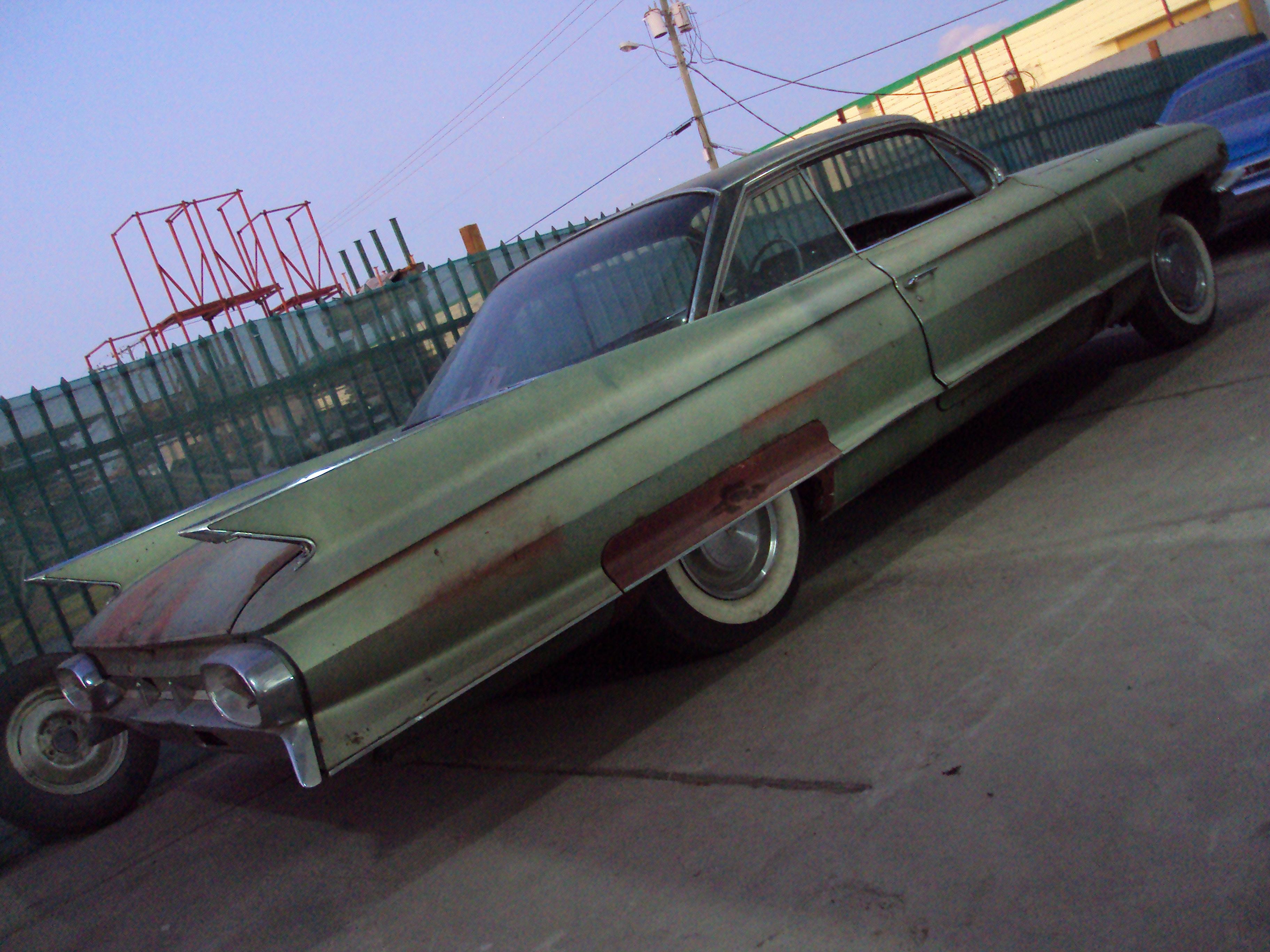 1961 Cadillac Chop Top Yaril S Customs